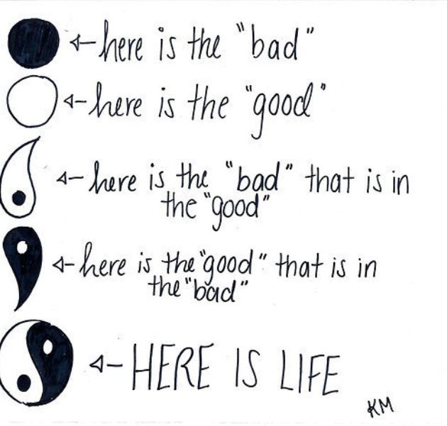 Ying Yang Meaning Love