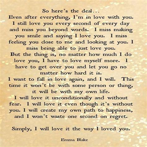 Still Love Quotes Ex Boyfriend You