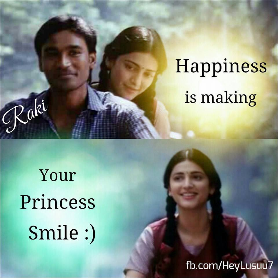 Happiness Is Making Your Princess Smile
