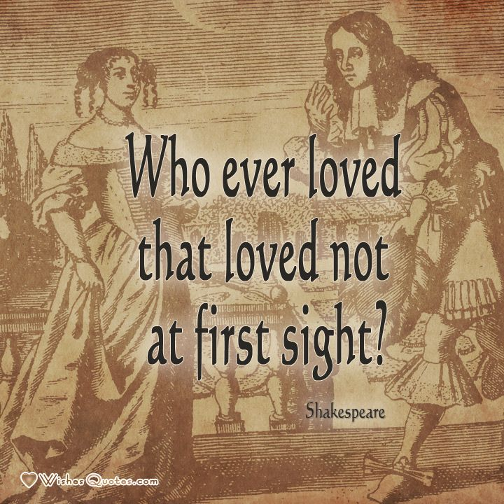 Shakespeare On Love Top Shakespeares Love Quotes