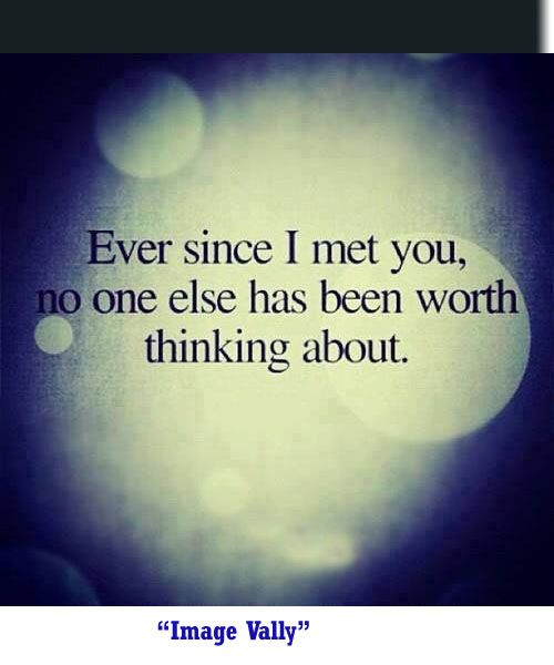 Ever Since I Met You