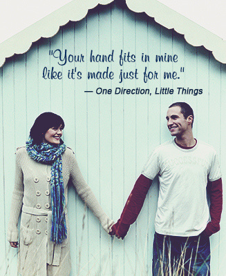 One Direction Couple Quote