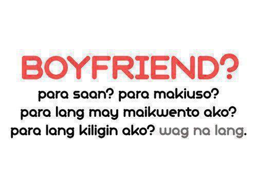 Papogi Boyfriend Quotes