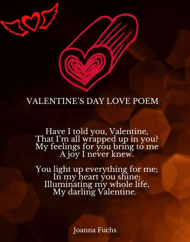 Valentines Day Short Love Poems