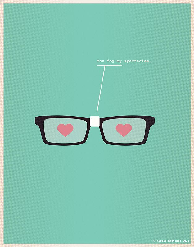 I Love You Geek Style  Minimalist Designs