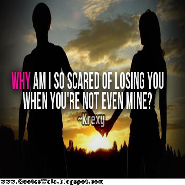 Secret Lover Quotes