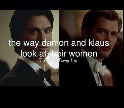 Love The Vampire Diaries The Guys Are So Bold And Confident And Arent Afraid To Go