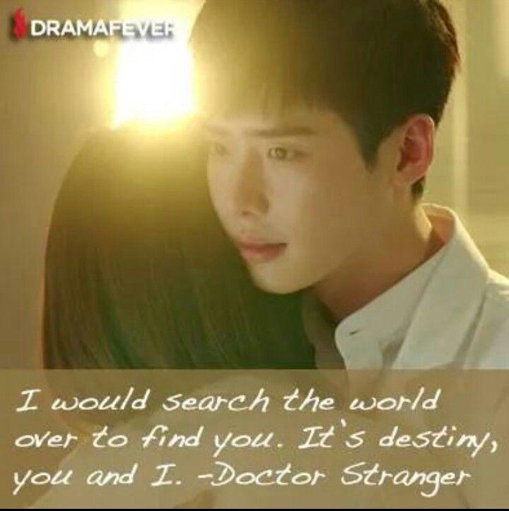 Doctor Stranger  C B Stranger Quotesdoctor Strangerkorean Drama
