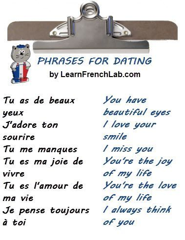 Nice French Love Phrases For Him And For Her Check More At Https