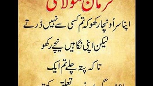 Hazrat Ali Quotes In Urdu About On Friendship In Urdu Hazrat Ali Quotes About Love Dailymotion