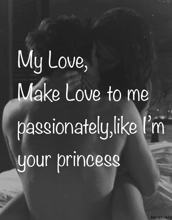 Make Love To Me Quotes Pinterest | Hover Me