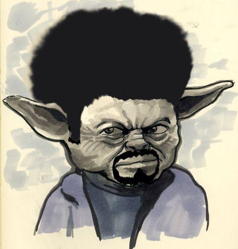 Besten Star Wars Yoda Bilder Auf Pinterest Krieg Der