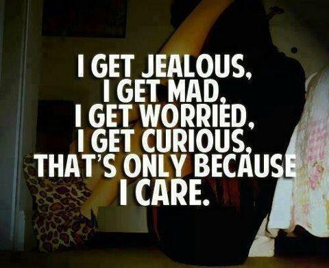 Must Read If You Are A Jealous Girlfriend Jealously Love Fear