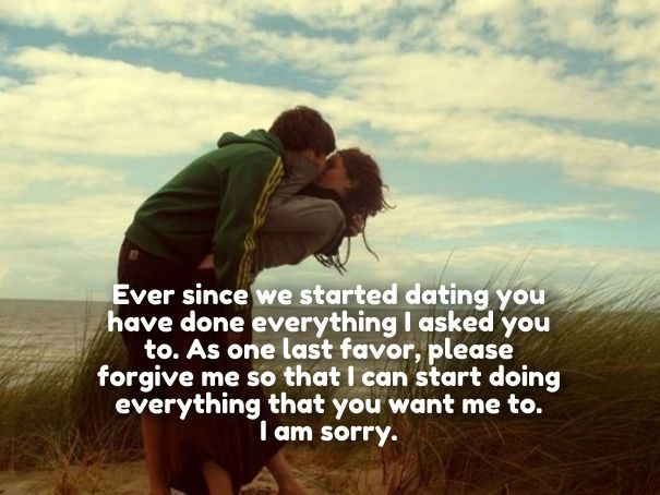 Im Sorry Love Quotes For Her
