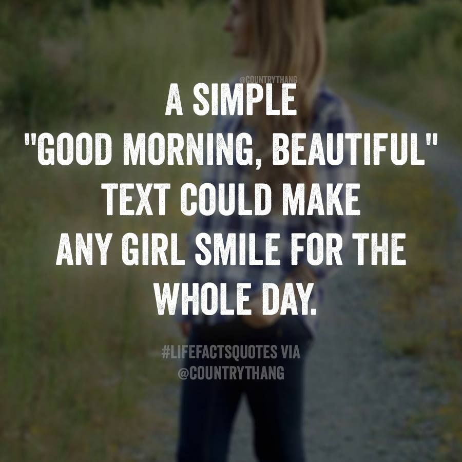 Inspirational  C B Its That Simple I Like Making Her Smile Yes It Sure Could And For