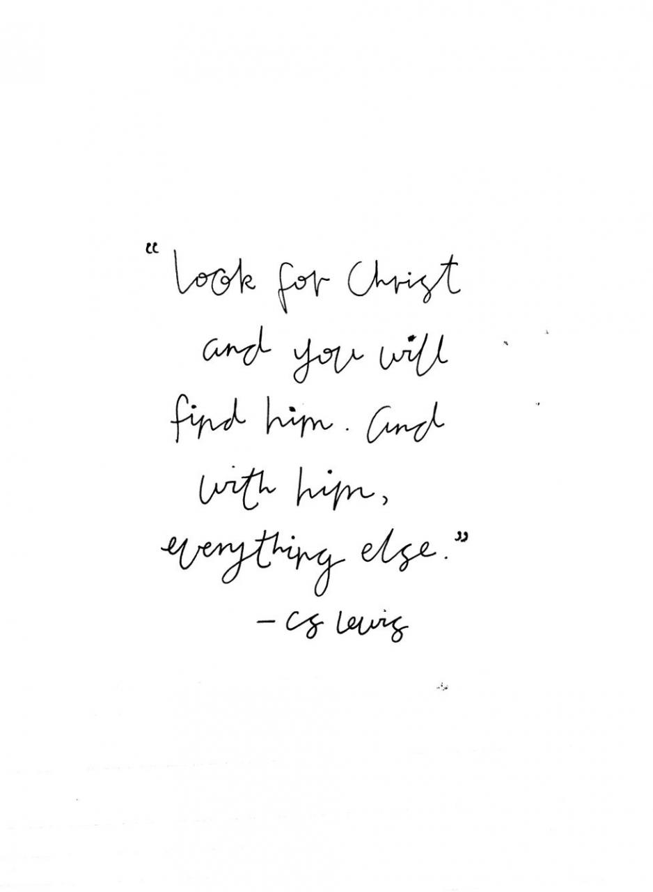 Cs Lewis Quotes Win My Heart