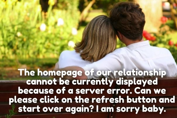 Im Sorry Love Quotes For Her Him Apology Quotes Pics