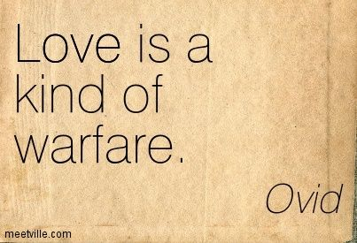 Ovid Art Of Love Quotes Google Search
