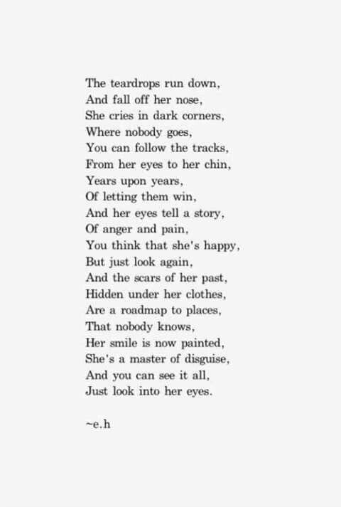 Deep Quotes Broken Heart Poetrybroken