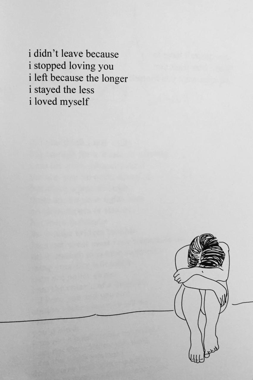 Love Yourself First Rupi Kaur