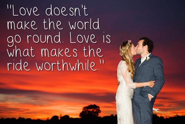 Inspirational Quotes Newlyweds