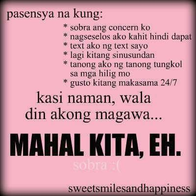 Long Distance Relationship Love Quotes Tagalog I Never Have Thought Of It