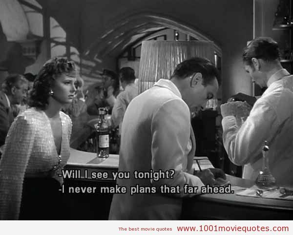 Top  Casablanca Quotes So Much Sin One Movie
