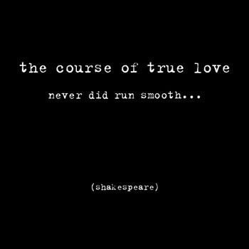 Beauty Quotes  C B The Course Of True Love