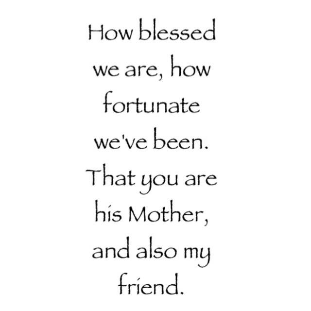 Blessed To Have A Wonderful Mother In Law Who Has Given Me So Much Love And Support  E D A Thinking Of Her Tonight And Missing Her