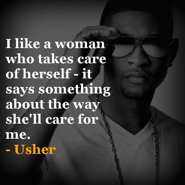 Quote By Usher