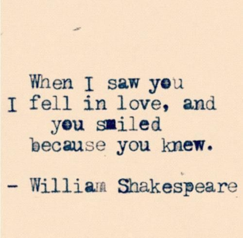 Smile Quotes Of Shakespeare