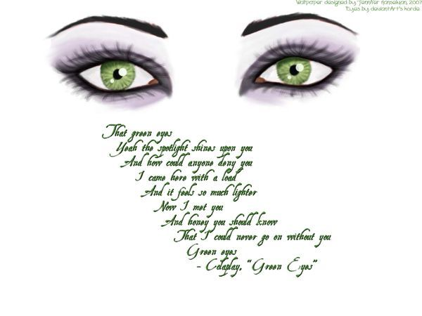 Green Eyes Quotes Google Search