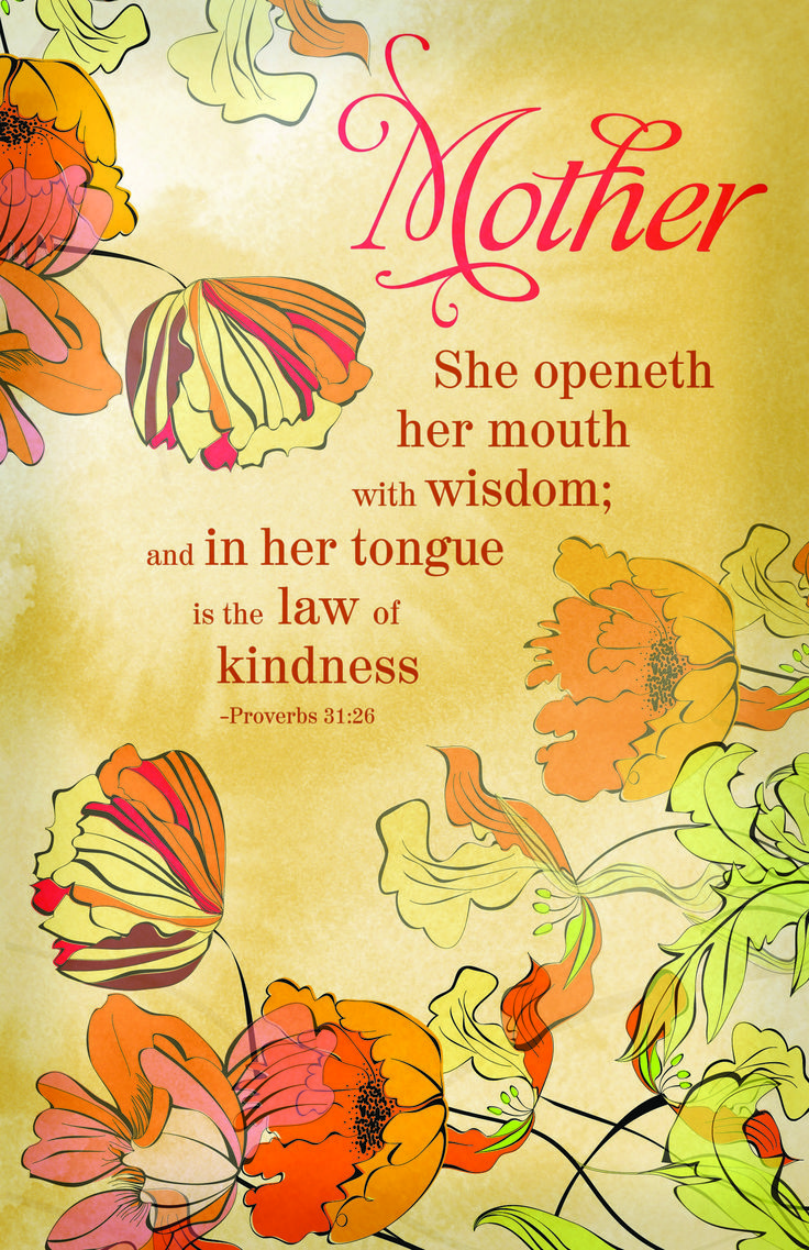 Mothers Day Proverbs