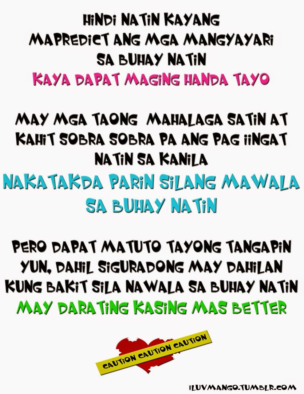 Sweet Love Quotes For Him Tagalog Tumblr Pginjos