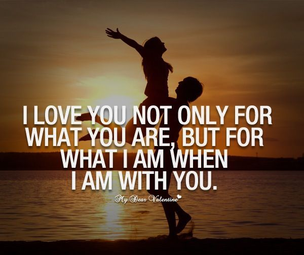 Romantic Forever Love Quote