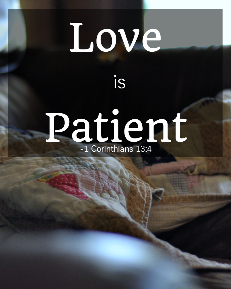 Bible Quotes On Patience