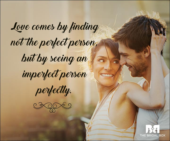 Emotional Love Quotes Perfection