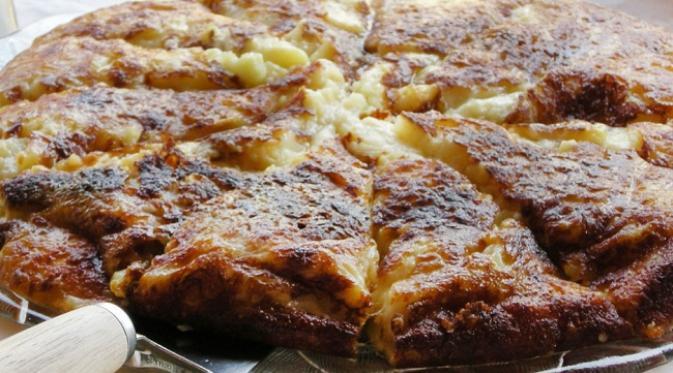 Frico Con Patate, Friuli Venezia Giulia