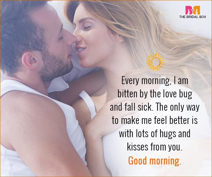 Good Morning Love Quotes For Husband Every Morning