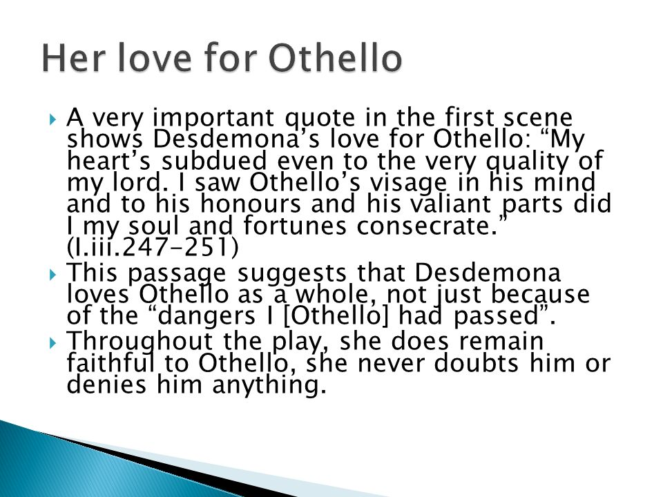 Her Love For Ot O