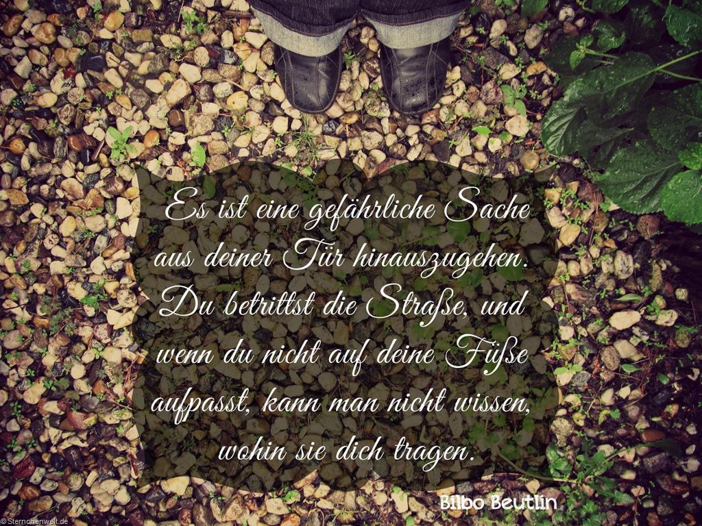 Daraufhin Zitiert Frodo Seinen Onkel Bilbo Undses Zitat Liebe Ich Sehr