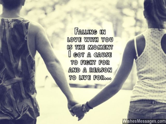 Inspirational Love Quote Message For Her Him