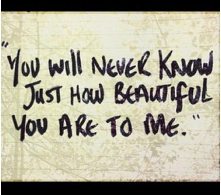 Love Quotes To Make Her Feel Beautiful