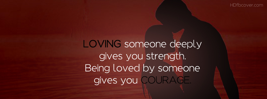 Loving Quotes Fb Cover P O