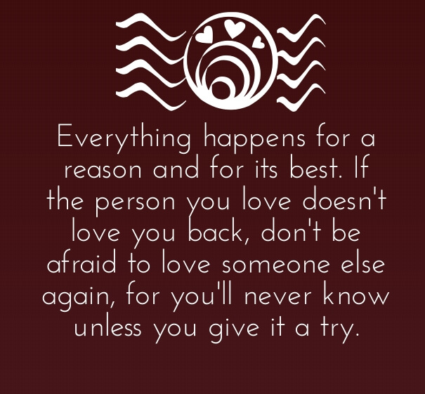 Never Give Up Relationship Quotes
