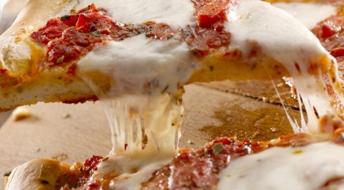 Pizza Margherita, Campania