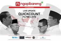 Quick Count di HP Ini 6 Link Live Streaming Quick Count Pilpres (NgopiBareng)