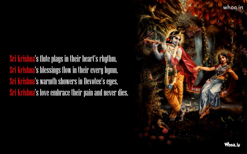 Love Quotes On Krishna Radha Krishna Love Quotes Quotesgram