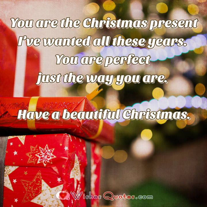 Love Quotes In Christmas | Hover Me