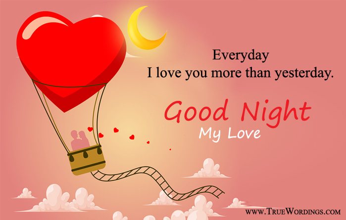 Romantic Good Night Love Images With Quotes Romantic Good Night Images Quotes